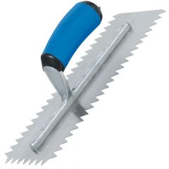 Marshalltown Scratcher Trowel-Resilient Handle - MSC553