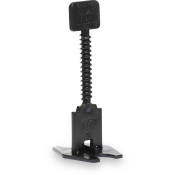 """Marshalltown 3.0mm (1/8"""") Black - Plus (+) Spacer Bases - BAG OF 250"""