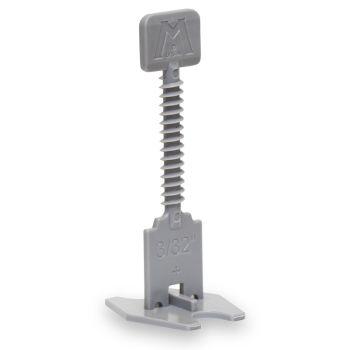 "Marshalltown 2.5mm (3/32"") Grey - Plus (+) Spacer Bases - BAG OF 250"