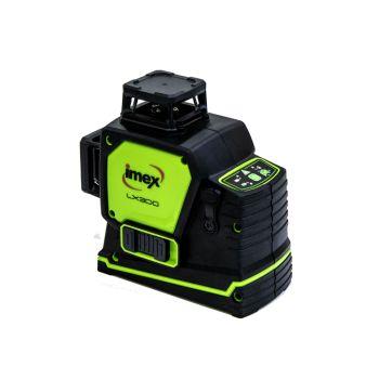 Imex 3 Multi-line laser 3 x 360° Green Beam - 012-LX3DG - 012-LX3DG