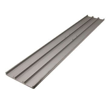 """Marshalltown 48"""" x 8"""" Magnesium Bull Float Square End - Blade Only - MB48B"""