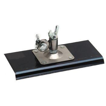 Marshalltown 9 X 4 Blue Steel Walking Edger - 3/8R