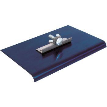 Marshalltown 9 X 4 Blued Steel 2-Way Walking Edger 1/2R, 5/8L - M4131