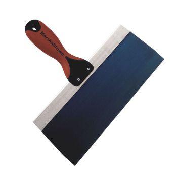 """Marshalltown Blue Steel Taping Knife 8"""" x 3 1/8"""" - DuraSoftⅡ - M4508D"""