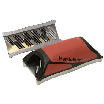 Marshalltown DuraSoft Drywall Rasp with Rails - MDR389