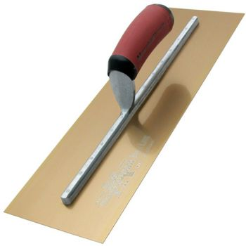 Marshalltown Flat Gold Stainless Steel Blade - M13GSFPD