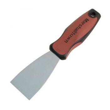 "Marshalltown Stiff Putty Knife - Durasoft Handle 1½"" - MPK863D"