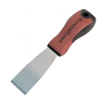 "Marshalltown Stiff Putty Knife - Durasoft Handle 2"" - MPK865D"