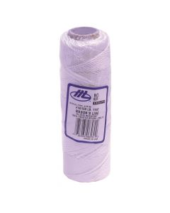 "Marshalltown Twisted Nylon Mason's Line 285' White, Size 18 6"" Core - M620"