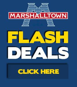Marshalltown Flash Deals