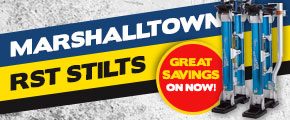 Marshalltown RST Stilts