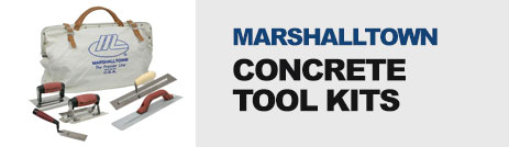 Marshalltown Concrete Tool Kit
