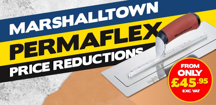 Marshalltown Permaflex Trowels Deals