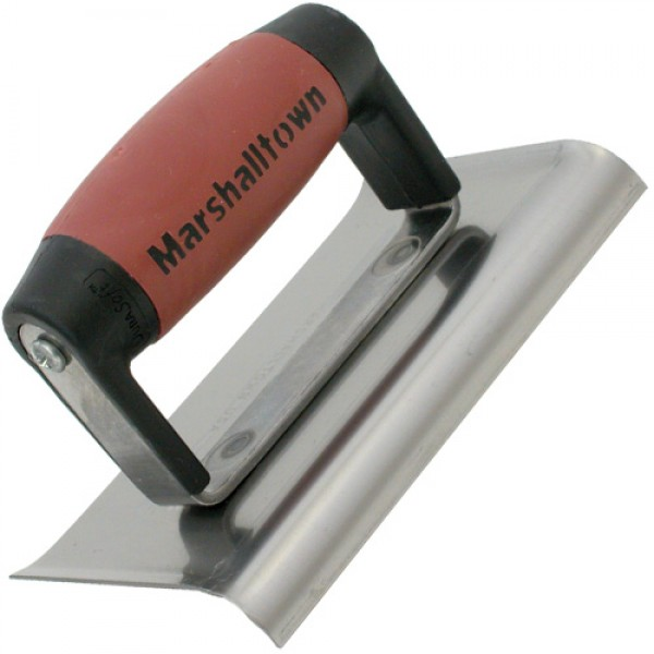 Marshalltown 6 X 3 Edger-Curved Ends
