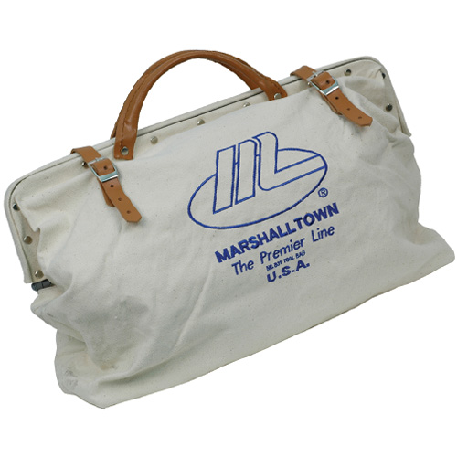 Marshalltown 20 X 15 Canvas Tool Bag