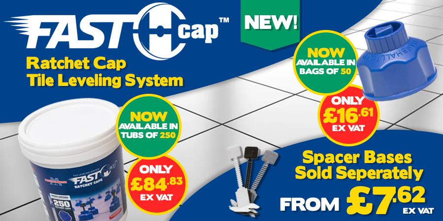 New! FASTcap Tile Leveling System