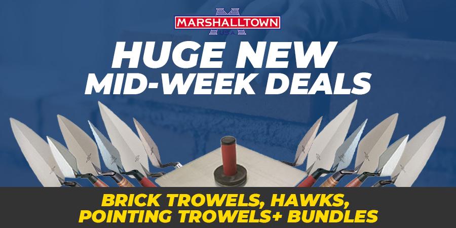 Mid-Week Marshalltown MEGA Deals!